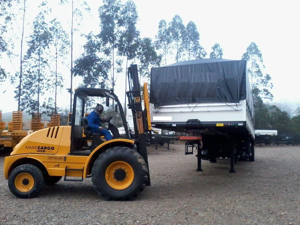 Movimentación de equipos pesados